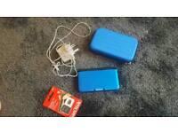 3ds XL (blue)