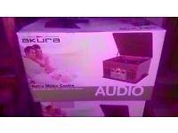 New Akura Retro Style Music Center £55