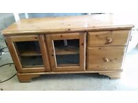 Ducal TV unit Cabinet / Cupboard / Unit With Door and Drawers