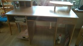 Large desk office student delivery to stirling area for 5 pounds