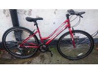 Anmaco cx 100 lady city bike