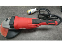 Milwaukee Ag 22 230DMS Angle Grinder 2200W 230mm 110V