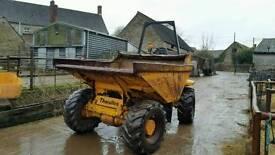 Twaites 6 ton dumper