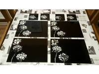 Place mats and coasters