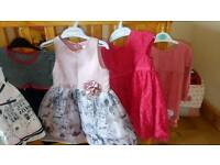 Girls bundle of clothes 12-18 months