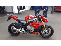 BMW S1000R Sport - Cruise Control, Quickshifter, R&G / GB Racing + Extras (open to offers)