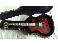 Gibson Les Paul Studio 2002 Wine Red with Hard Case