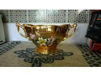 Royal Winton 1930's gold lustre vase/urn