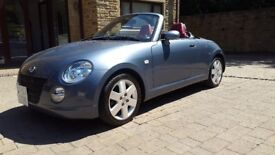 Daihatsu Copen 2007 57 Reg Roadster Convertible 54k miles Cheapest in UK Bargain!