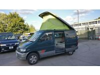 Mazda Bongo, Auto Free Top, 2.5 Diesel, Automatic, Full Side Conversion & Bike Rack
