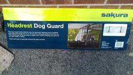 Sakura Headrest Dog Guard