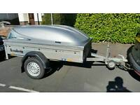 Brenderup Thule 1205s trailer with hard top