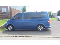 VW Transporter Shuttle T5