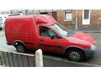 Vauxhall combo d