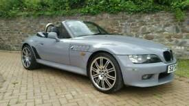 Bmw Z3 2.8 widebody only 82k new hood and Mot, poss p/ex?