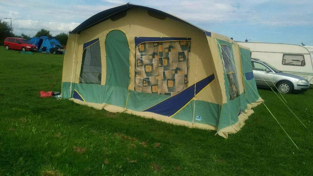 Jamet Texas Superluxe Trailer Tent In Barnsley South