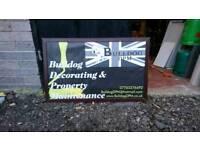 Painter decorator property maintenance