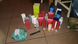 Job lot of avon products