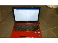 Asus laptop.... Intel core i3... 4GB DDR3 memory
