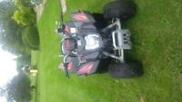 2008 articat 50 cc atv for sale