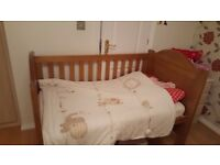 Boori Cot Bed with Mattress