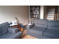 Stoke Newington Common - newly refurnished room in friendly houseshare