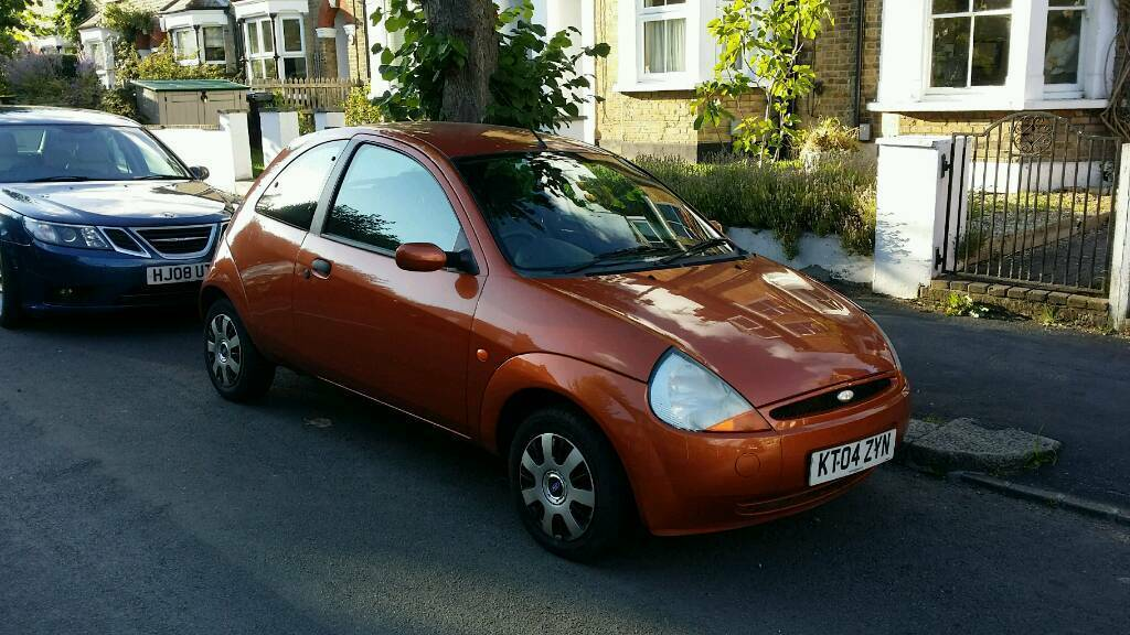 Ford K A  Months Mot Only K Miles Aircon Bluetooth Handsfree Usb Stereo