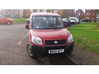 Fiat Doblo Active M-Jet 1.3 Diesel Red !!!!!FIRST TO SEE WILL BUY!!!!!