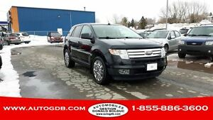 2009 Ford Edge Limited AWD 4 portes, traction intégrale