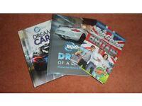 3 x Top Gear Books