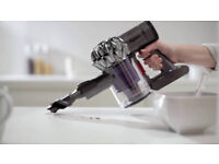 Dyson DC58 V6 Trigger Pro Bagless 350W Handheld Vacuum Cleaner Home - Purple