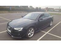 2012 Audi A5 S Line Facelift - FSH - LOW MILEAGE -