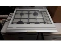 **NEW WORLD**4 RING **GAS HOB / SPLASHBACK**ONLY £25**MORE AVAILABLE**COLLECTION\DELIVERY**NO OFFERS