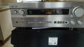 Yamaha DSP AX640SE Amplifier