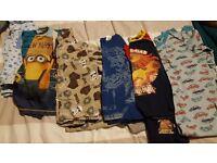 Boys pyjamas 7-8 yrs