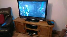 Sony 40 inch lcd and dvd recorder with hard drive