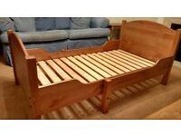 Ikea Kids Bed - adjustable