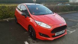Ford Fiesta Red Edition 1.0 Eco Boost 140 Zetec S