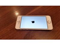 Iphone 5s (16GB) Gold / Unboxed 02 Network