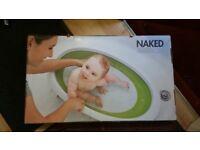 Designer baby bath