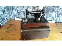singer sewing machine 1930s vintage