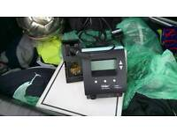 Well er wd 1 Solder station and accessories