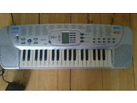 Casio small children's keyboard