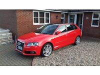 Audi A3 2.0 TDI S-Line - Excellent Condition, Very High Specification with £4000 of optional extras