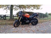 Hyosung Gt 125r with 250 engine (Registered as 125) REDUCED FOR QUICK SALE!