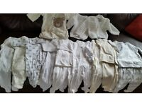 unisex new baby/first size baby bundle