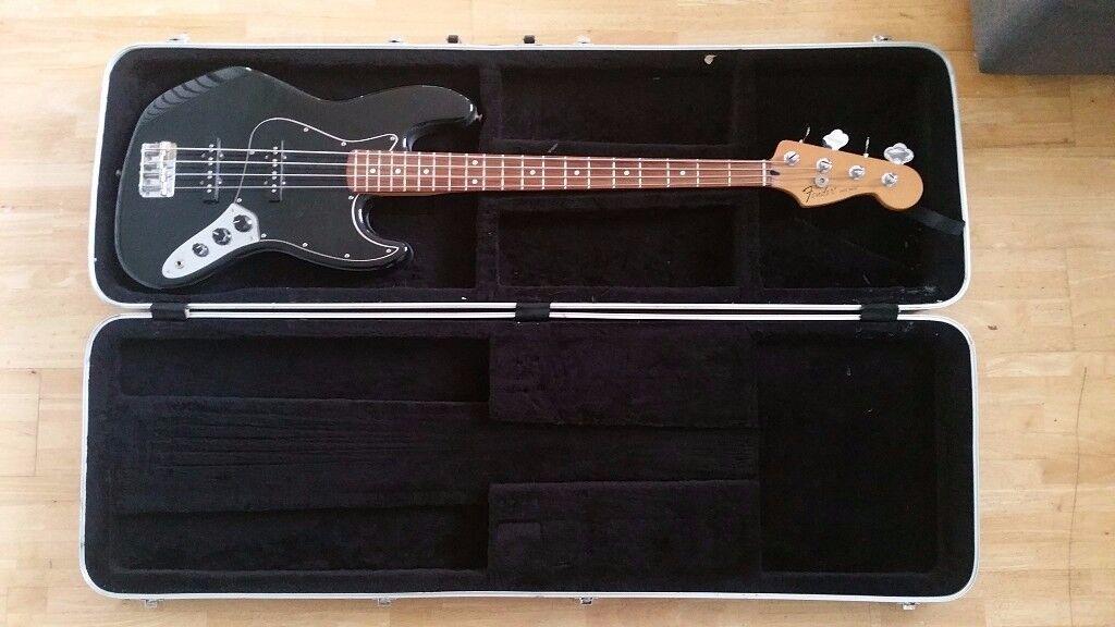 Bass Guitar Hard Flight Case