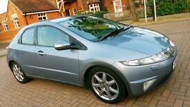 2006 Honda Civic EX 1.8 I-VTEC (138BHP), Full Service History, Long MOT, Very Good Condition