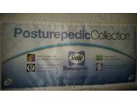 Kingsize Sealy Posturepedic Mattress