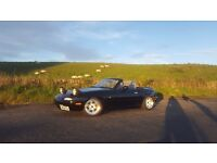Clean mk1 mx5 uk 1.8 with M14ATA plate